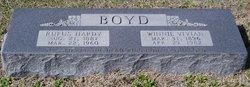 Winnie Vivian <i>Burleson</i> Boyd