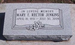 Mary E. <i>Rector</i> Jenkins