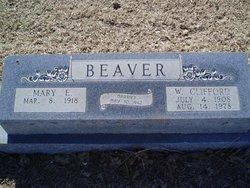 William Clifford Beaver