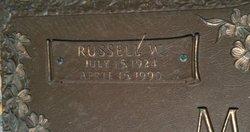 Russell Willard Russ Mills