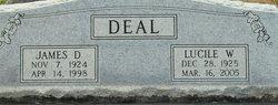 Lucile <i>Wilkins</i> Deal