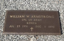 William W Armstrong