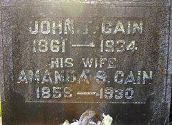 Amanda S. Cain