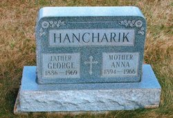 George Hancharik, Sr