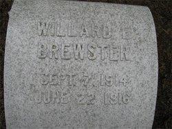 Willard Eugene Brewster