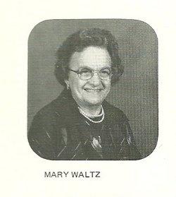 Mary <i>Stickle</i> Waltz