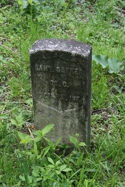Pvt Samuel Dasher