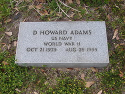 Dayton Howard Adams