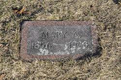 Mary A <i>Behler</i> Cline