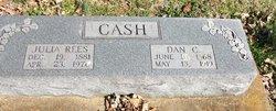 Daniel Clark Dan Cash