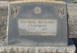 Thomas Richard Chapman
