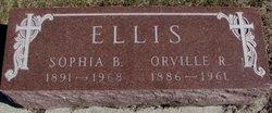 Orville Roy Ellis