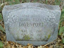 Clara Ellen Davenport