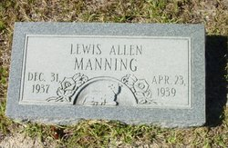 Lewis Allen Manning