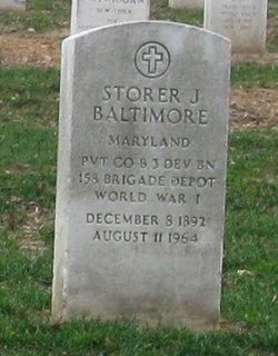 Storer J Baltimore