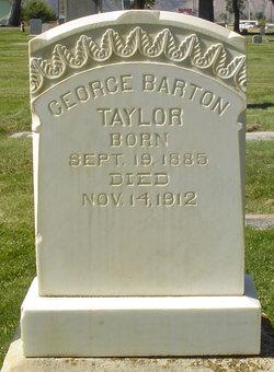 George Barton Taylor