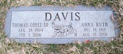 Anna Ruth <i>Gordon</i> Davis