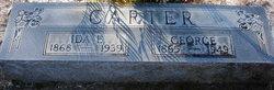 Ida Elizabeth <i>Parker</i> Carter