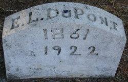 Edward Longworth DuPont