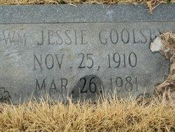 William Jessie Goolsby