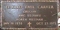 Edward Emile Carver