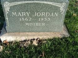 Mary Ann <i>Carpenter</i> Jordan