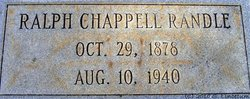 Ralph Chappell Randle