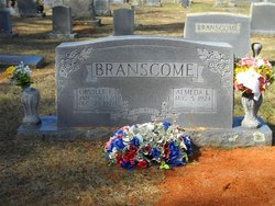 Almeda Lois <i>Branscome</i> Branscome