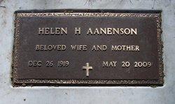 Helen Hilda <i>Hoff</i> Aanenson