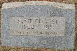 Ana Beatrice <i>Birdwell</i> Vest