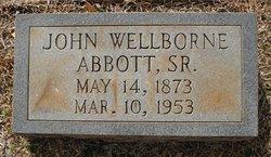 John Wellborne Abbott, Sr