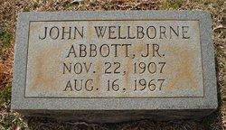 John Wellborne Abbott, Jr