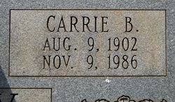 Carrie <i>Brown</i> Avery