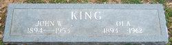 John Wesley King