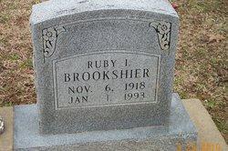 Ruby Irene <i>Whitson</i> Brookshire