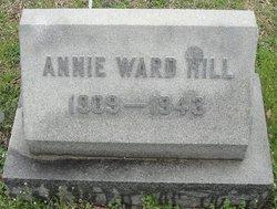 Annie <i>Ward</i> Hill