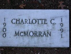 Charlotte Cheney McMorran