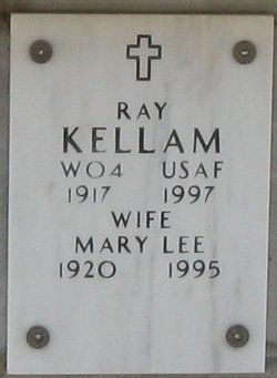 Mary <i>Lee</i> Kellam