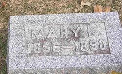 Mary E <i>Bennett</i> Wolf
