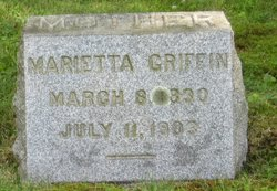 Marietta <i>Yerks</i> Griffin