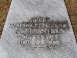 Jack Maurice Eugene Pittman, Sr