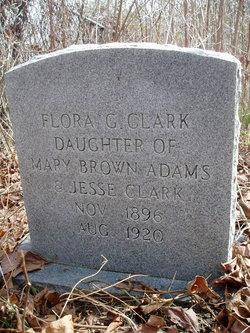 Flora Gertrude Clark