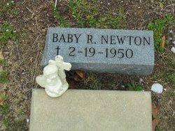 Baby R. Newton
