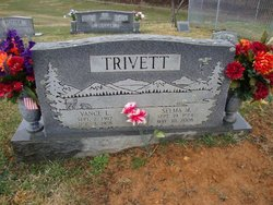 Selma Maude <i>Campbell</i> Trivett