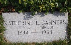 Katherine Louise <i>Epstein</i> Cahners
