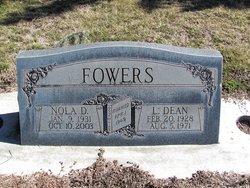 Nola D. <i>Forbes</i> Fowers