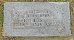 Betty Ranae Thomas