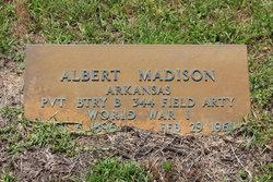 Albert Madison