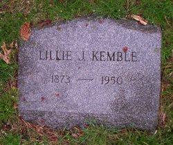 Lillie J. Kemble