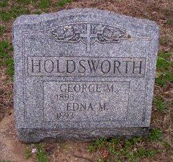 Edna M. Holdsworth
